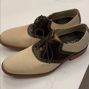 Cole Haan saddle shoes size 9